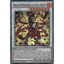 Yugioh - Dragon Météorimpact Aux Yeux Impairs (SR) [PEVO]