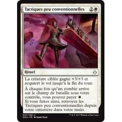 Blanche - Tactiques peu conventionnelles (U) [HOU]