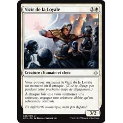 Blanche - Vizir de la Loyale (U) [HOU]