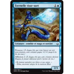 Bleue - Eternelle tisse-sort (C) [HOU]