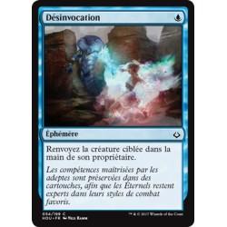 Bleue - Désinvocation (C) [HOU]