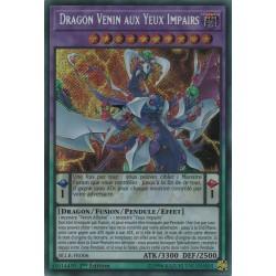 Yugioh Dragon Venin Aux Yeux Impairs (STR) [BLLR]