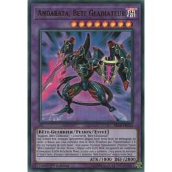 Yugioh Andabata, Bête Gladiateur (UR) [BLLR]