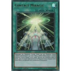 Yugioh Contact Miracle (UR) [BLLR]