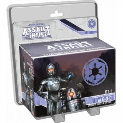Star Wars Assaut sur l'Empire - BT-1 et 0-0-0