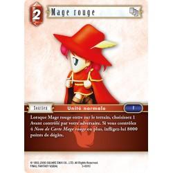 Final Fantasy - Feu - Mage rouge (FF3-001C) (Foil)