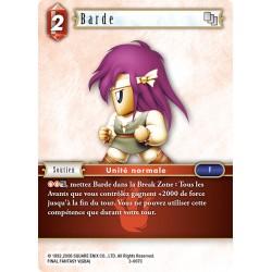 Final Fantasy - Feu - Barde (FF3-007C) (Foil)
