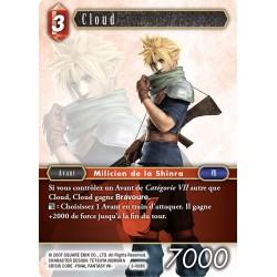 Final Fantasy - Feu - Cloud (FF3-008C) (Foil)
