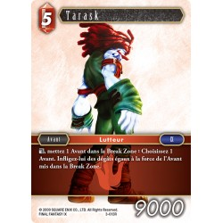Final Fantasy - Feu - Tarask (FF3-013R) (Foil)