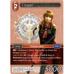 Final Fantasy - Feu - Cinque (FF3-014C) (Foil)