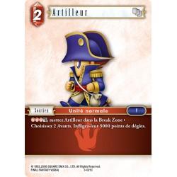 Final Fantasy - Feu - Artilleur (FF3-021C) (Foil)