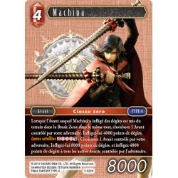 Final Fantasy - Feu - Machina (FF3-022H) (Foil)