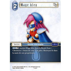 Final Fantasy - Eau - Mage Bleu (FF3-121C) (Foil)
