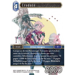Final Fantasy - Eau - Céodore (FF3-138H) (Foil)