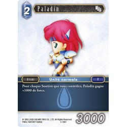 Final Fantasy - Eau - Paladin (FF3-139C) (Foil)
