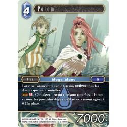 Final Fantasy - Eau - Porom (FF3-140R) (Foil)