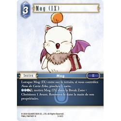 Final Fantasy - Eau - Mog (IX) (FF3-141C) (Foil)