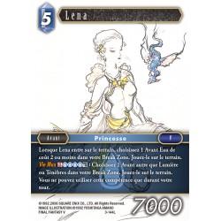 Final Fantasy - Eau - Lena (FF3-144L) (Foil)