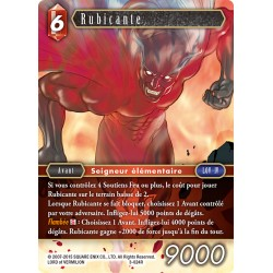 Final Fantasy - Feu - Rubicante (FF3-024R)