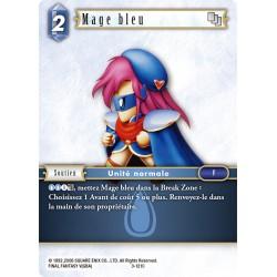 Final Fantasy - Eau - Mage Bleu (FF3-121C)