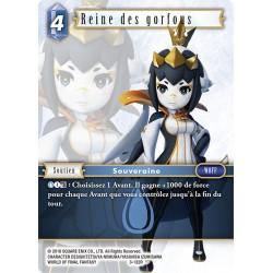Final Fantasy - Eau - Reine des Gorfous (FF3-132R)