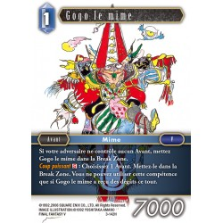 Final Fantasy - Eau - Gogo le mime (FF3-142H)