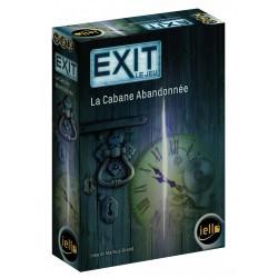 Exit : Le Jeu  - La Cabanne Abandonnée