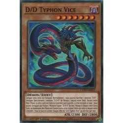 Yugioh - D/D Typhon Vice (C) [CODT]