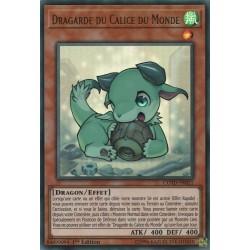 Yugioh - Dragarde du Calice du Monde (UR) [CODT]