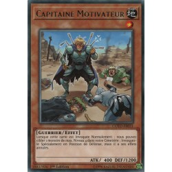 Yugioh - Capitaine Motivateur (R) [CODT]