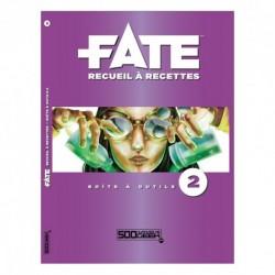 Fate Boîte à Outils 2 - Recueil et Recettes