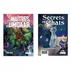 Fate Adventure 3 Secrets de Chats - Les Maîtres d'Umdaar