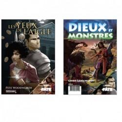 Fate Adventure 2 - Les Yeux de l'Aigle - Dieux et Monstres