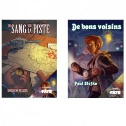 Fate Adventure 4 - Du Sang sur la Piste - De Bons Voisins