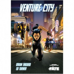 Fate Adventure 1 - Venture City