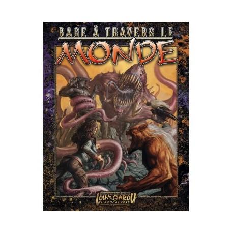 Loup-Garou L'Apocalypse : Rage à Travers le Monde