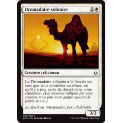 Blanche - Dromadaire solitaire (C) [HOU] FOIL