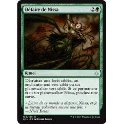 Verte - Défaite de Nissa (U) [HOU] FOIL