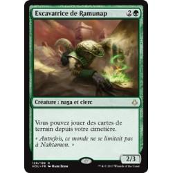Verte - Excavatrice de Ramunap (R) [HOU] FOIL