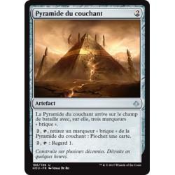 Artefact - Pyramide du couchant (U) [HOU] FOIL