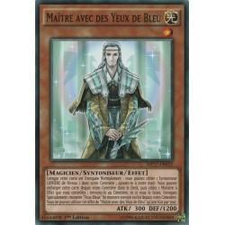 Yugioh - Maître avec des Yeux de Bleu (C) [MP17]