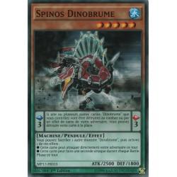 Yugioh - Spinos Dinobrume (C) [MP17]