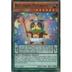 Yugioh - Bulledog Potartiste (C) [MP17]