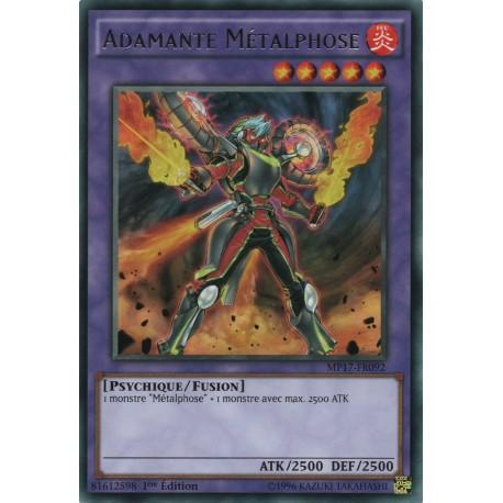 Yugioh - Adamante Métalphose (R) [MP17]