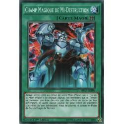 Yugioh - Champ Magique De Mi-destruction (C) [MP17]