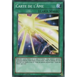 Yugioh - Carte De L'âme (SP) [MP17]