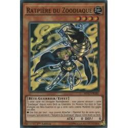 Yugioh - Ratpière Du Zoodiaque (SR) [MP17]