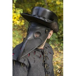 Plague Mask Black