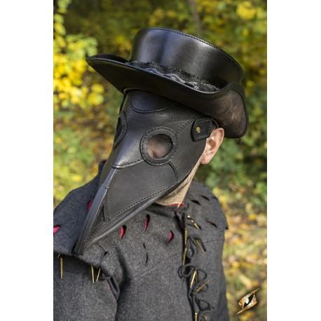 Plague Mask Black