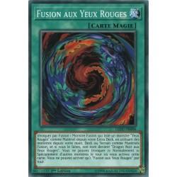 Yugioh - Fusion aux Yeux Rouge (C) [LEDU]